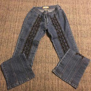 Denim - Size 1 Bellbottom jeans